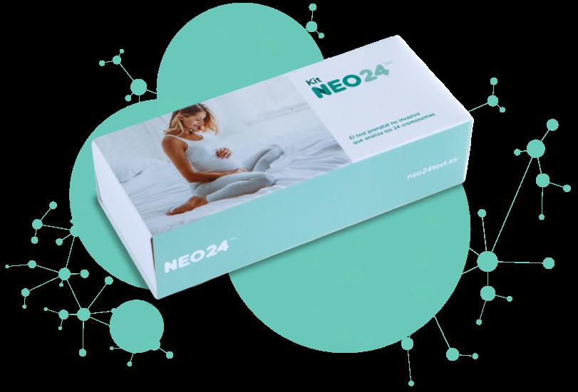 Caja compra test prenatal no invasivo